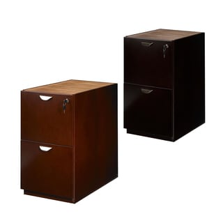 Mayline Mira Series 2-drawer File/File Pedestal
