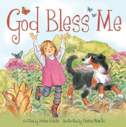 God Bless Me (Board book)