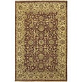 Hand-knotted Legacy New Zealand Wool Rug (3'9 x 5'9)