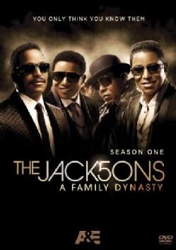 The Jacksons: A Family Dynasty (DVD)