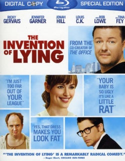 The Invention Of Lying (Blu-ray Disc)