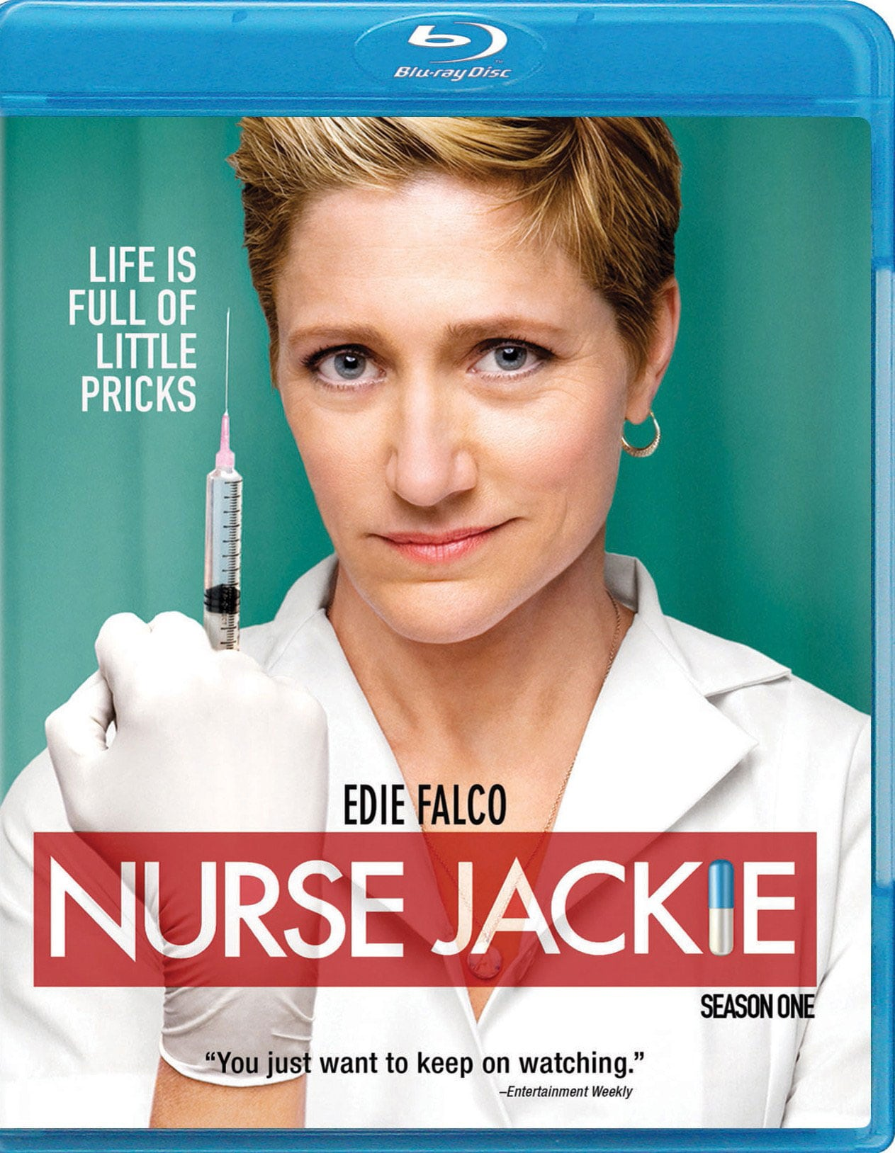 Nurse Jackie: Season 1 (Blu-ray Disc)