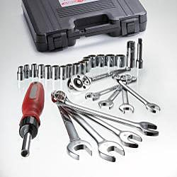 Turning Point Professional 73-piece Socket and Tool Set