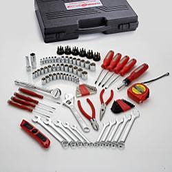 Turning Point Professional 139-piece Home Tool Set