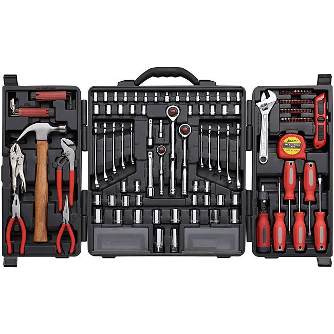 Turning Point Professional 160-piece Home Tool Set