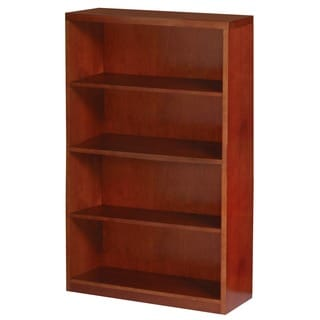 Mayline Mira Series 4-shelf  Bookcase