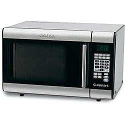 Cuisinart CMW-100FR Stainless Steel 1.0 Cubic Foot Microwave Oven (Refurbished)