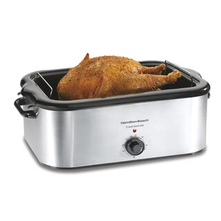 Hamilton Beach 32229Z Stainless Steel 22-quart Roaster Oven