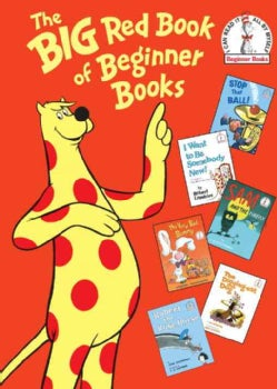 The Big Red Book of Beginner Books (Hardcover)