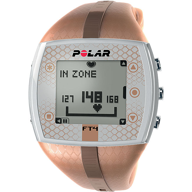 Polar FT4F Women's Bronze Heart Rate Monitor