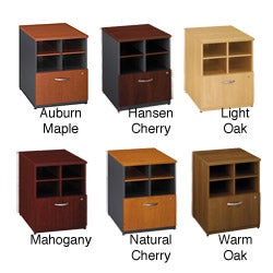 Series C Corsa Mocha Cherry 24-inch Storage Unit