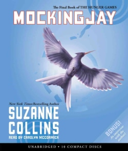 Mockingjay (CD-Audio)