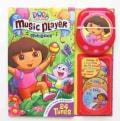 Dora the Explorer Music Player Storybook (Hardcover)