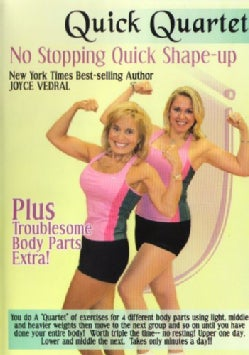 Joyce Vedral: Quick Quartet- No Stopping Quick Shape-Up Workout (DVD)