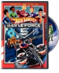 Hot Wheels Battle Force 5: Season 1 Volume 1 (DVD)