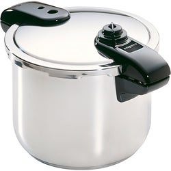 8 Quart Stainless Steel Pressure Cooker