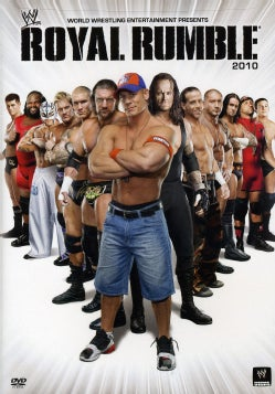 WWE Royal Rumble 2010 (DVD)
