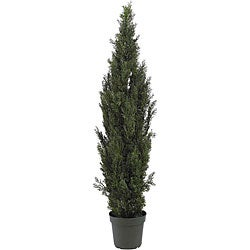 Mini 6-foot Faux Cedar Pine Tree