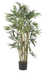 Nearly Natural 3-foot Bambusa Bamboo Silk Tree