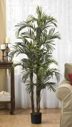 Nearly Natural 5-foot Robellini Palm Silk Tree