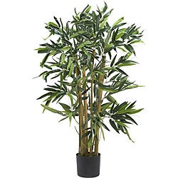 Biggy 3-foot Bamboo Silk Tree