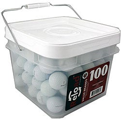 Titleist Prov1 Bucket of Golf Ball (Pack of 100) (Refurbished)