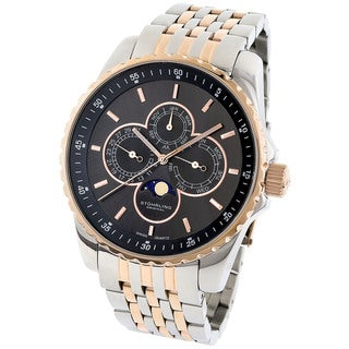 Stuhrling Original Men's Artemis Genteel Two-tone Quartz Watch
