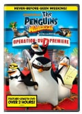 The Penguins Of Madagascar: Operation (DVD)