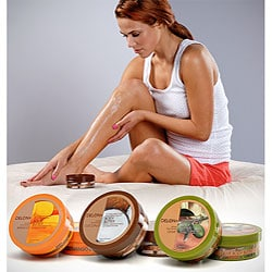 Delon 6.9-ounce Body Butters (Set of 6)