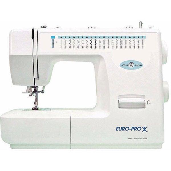 Euro Pro 38-stitch Electronic Sewing Machine