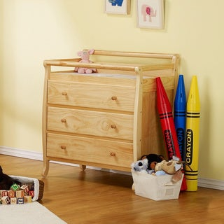 DaVinci Emily 3-drawer Changing Table in Natural