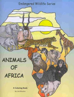 Animals of Africa (Paperback)