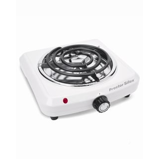 Hamilton Beach 34101 White Fifth Burner