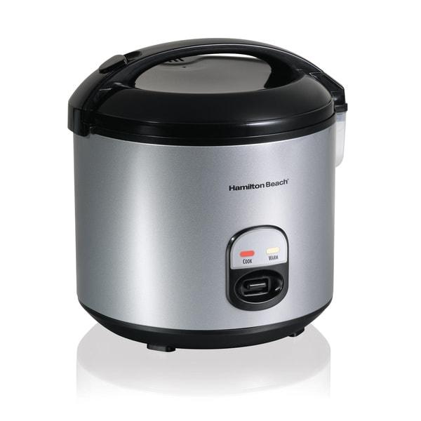 Hamilton Beach 37535 Rice Cooker/ Steamer