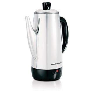 Hamilton Beach 40616 12-cup Percolator