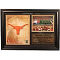 Encore Select University of Texas Photo Stat Frame