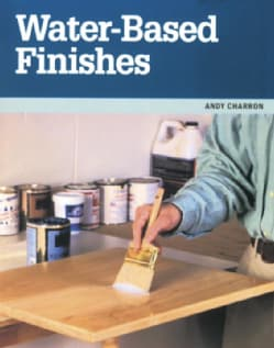 Water Based Finishes (Paperback)