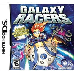 NinDS- Galaxy Racers- By UbiSoft
