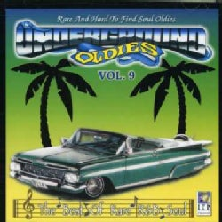 UNDERGROUND OLDIES - VOL. 9-UNDERGROUND OLDIES
