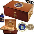 Air Force Humidor 1 Cigar Case