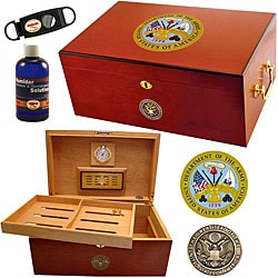 U.S. Army Cigar Humidor One