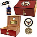 U.S. Navy Cigar Humidor Two