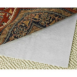 Safavieh Set of 2 Carpet-to-carpet Rug Pads (2' x 4')