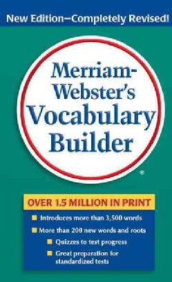 Merriam-Webster's Vocabulary Builder (Paperback)
