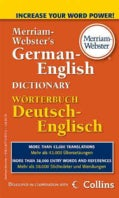 Merriam-Webster's German-English Dictionary (Paperback)