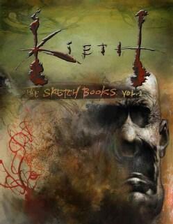 Sam Kieth: The Sketchbook (Paperback)