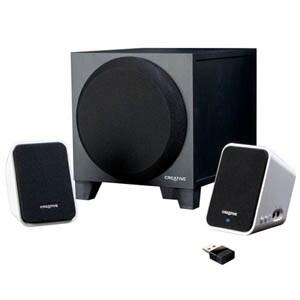 Creative Inspire S2 2.1 Speaker System - 23 W RMS - Wireless Speaker(