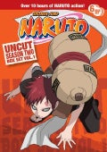 Naruto Uncut Season 2 Box Set Vol 1 (DVD)