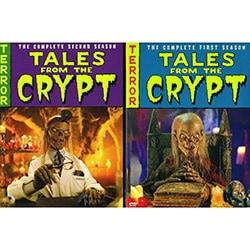 Tales from the Crypt: The Complete Seasons 1-2 (DVD)