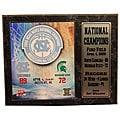 University of North Carolina 2009 National Champions Plaque